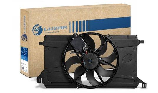 LUZAR выпустил новые радиаторы охлаждения, вентиляторы охлаждения и вентиляторы кондиционера
